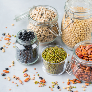 Proteinreich, glutenfrei und diabetikerfreundlich